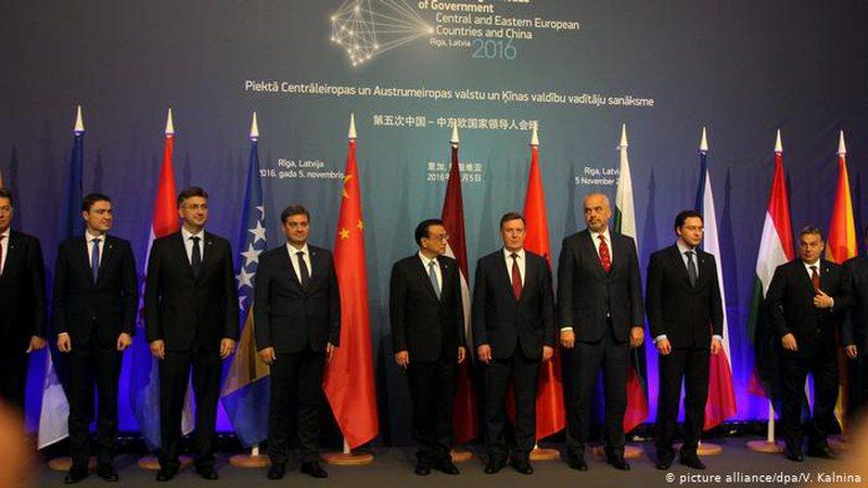 Ndikimi në Evropën Lindore, Pekini ka një strategji të