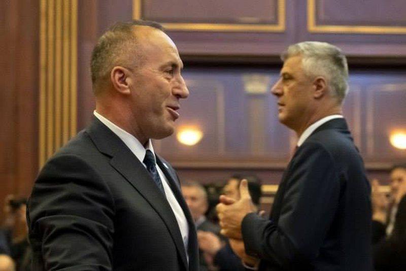 Thaçi: Europa na ka izoluar, të bashkohemi me Shqipërinë.