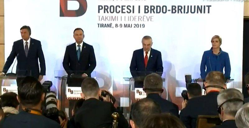 Mbyllet samiti i 'Brdo-Brijunit', Meta: Kosova dhe Serbia treguan