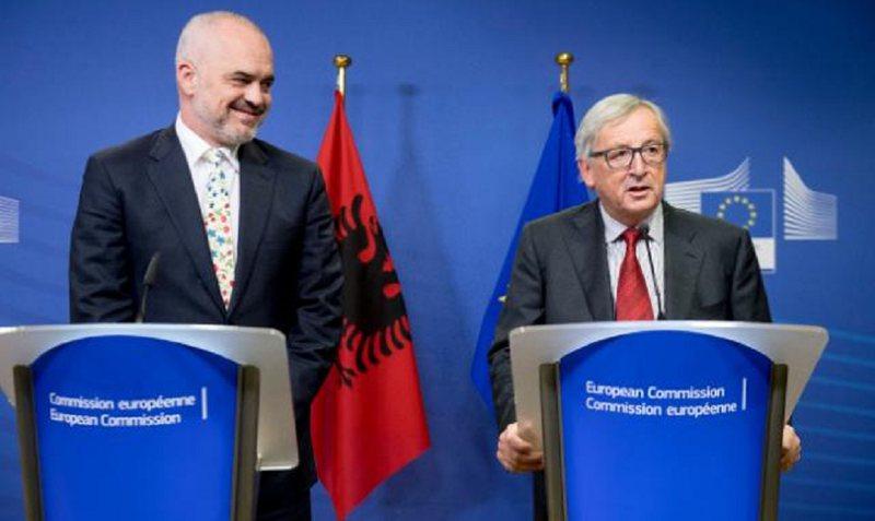 Juncker informon Ramën: Disa vende nuk mbështesin hapjen e negociatave