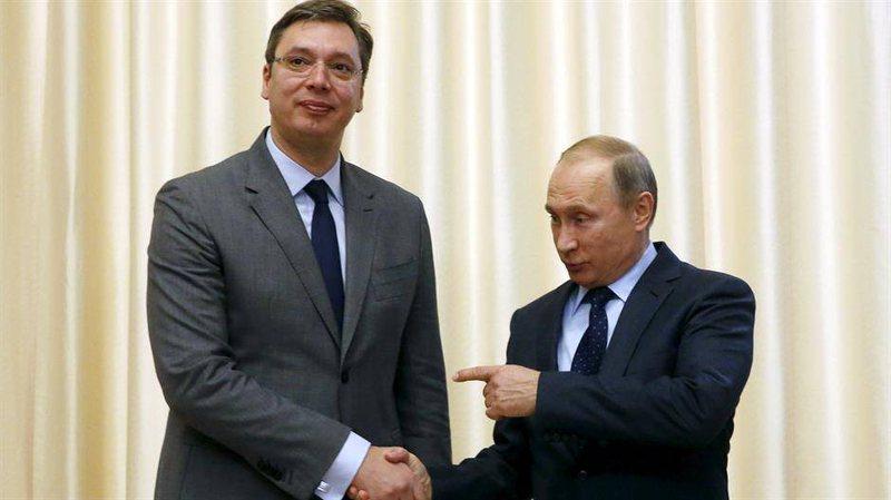 Media serbe: Rusia mesazh Serbisë për Kosovën, porosia urgjente e