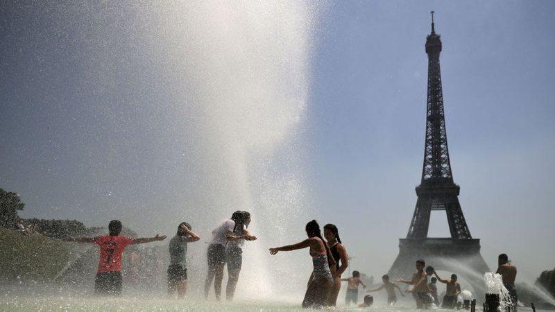 Shkencëtarët fajësojnë njeriun për temperaturat e larta