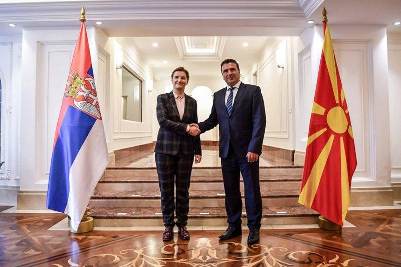 Kryeministrja serbe Bërnabiç: Duam pajtim me shqiptarët, por
