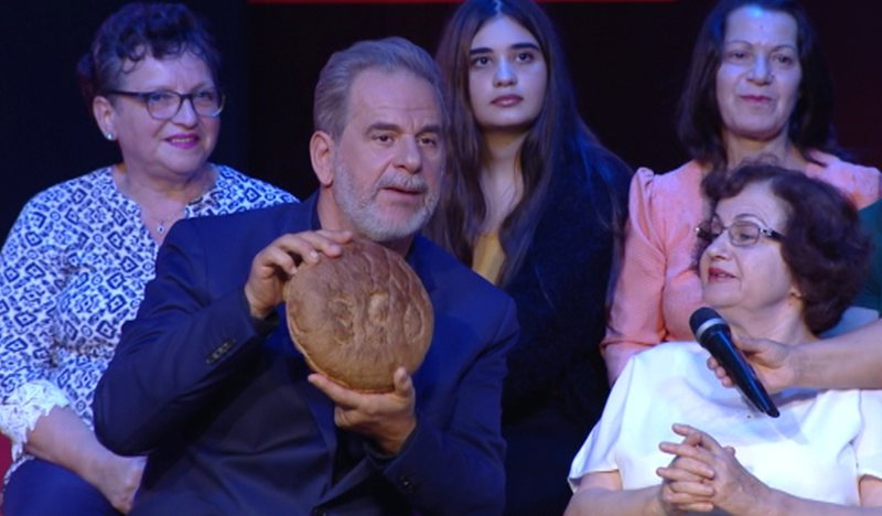 Pas vendimit për Tahirin, Zheji imiton Arian Çanin; bukë e