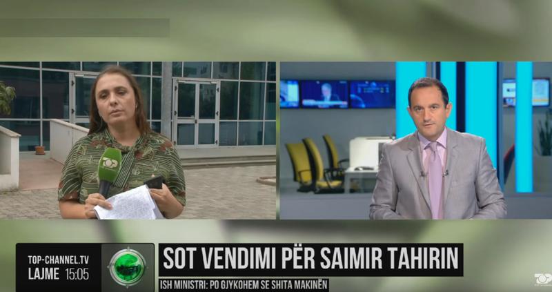 Shantazhi i fundit i Saimir Tahirit, gazetarja Hoxha: Dihet se kujt i drejtohej