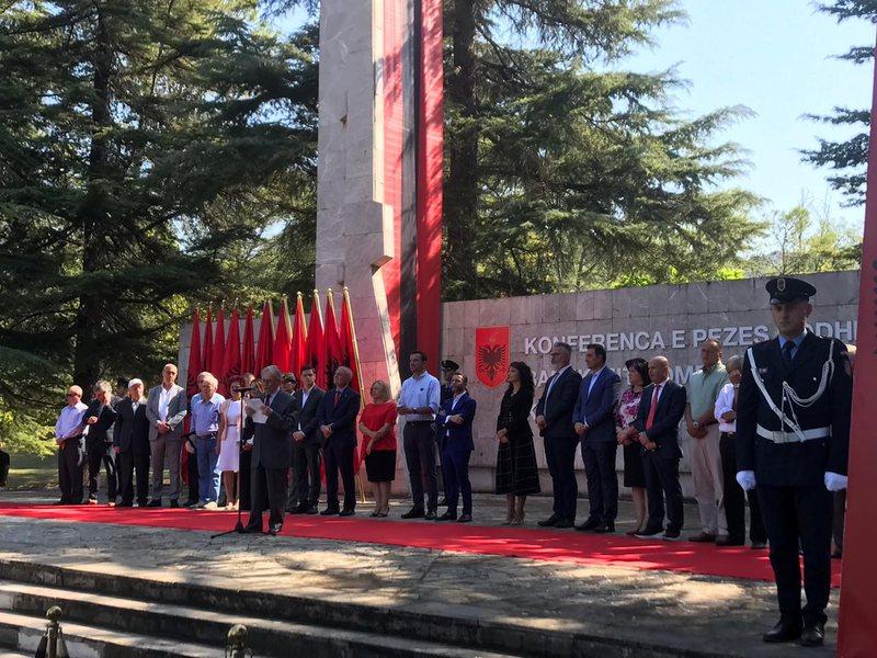Konferenca e Pezës/ Ish ministri: Teatër absurd, nuk i bashkoi