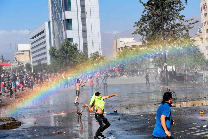 Ylberi i protestave