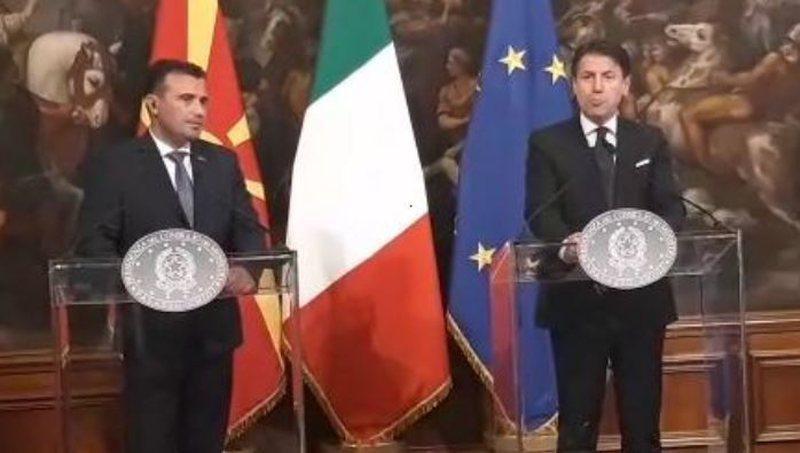 'Mos hapja e negociatave gabim historik', Conte: Italia do të