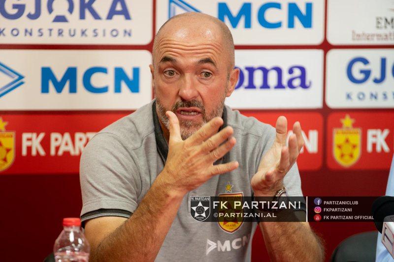 Lerda i druhet euforisë, ka një mesazh për Partizanin e tij