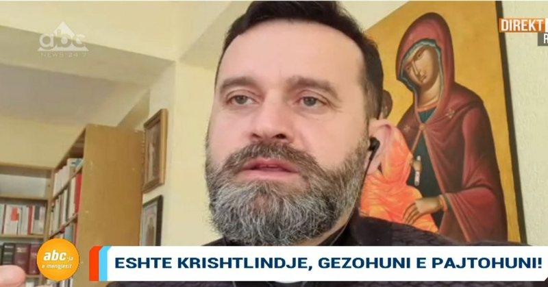 Dom Gjergj Meta mesazh politikës ditën e Krishtlindjeve: Te heshtin