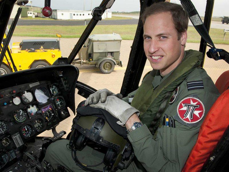 Edhe Princi William në vijë të parë në luftë me