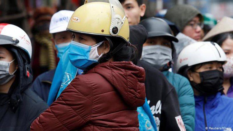 Si Vietnami komunist po fiton 'luftën'ndaj koronavirusit