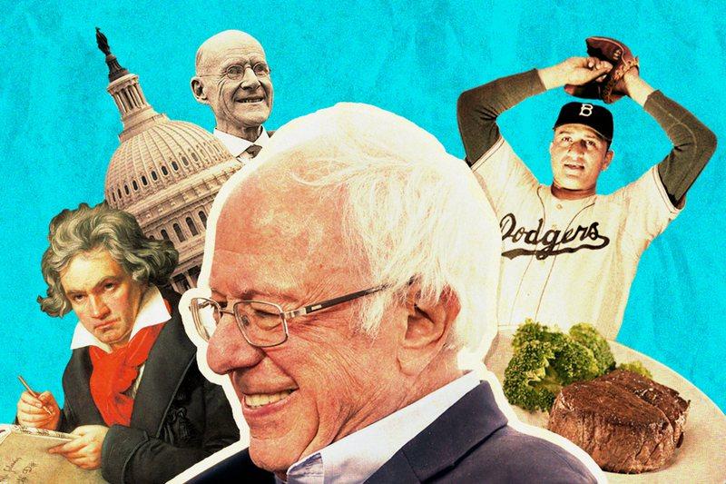 55 gjëra që duhet të dini për Bernie Sanders, Trumpin e