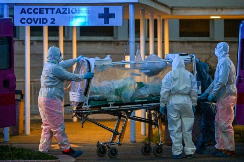 Dramë italiane, 969 viktima në 24 orë nga koronavirusi