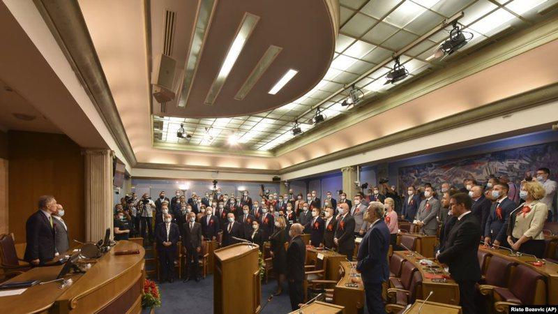 Konstituohet Kuvendi i Malit të Zi, pa prezencën e Gjukanoviçit