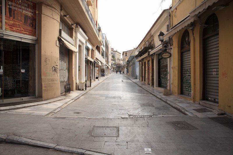 Rregullorja e re ndaj COVID, Athina mund t'i rikthehet karantinës