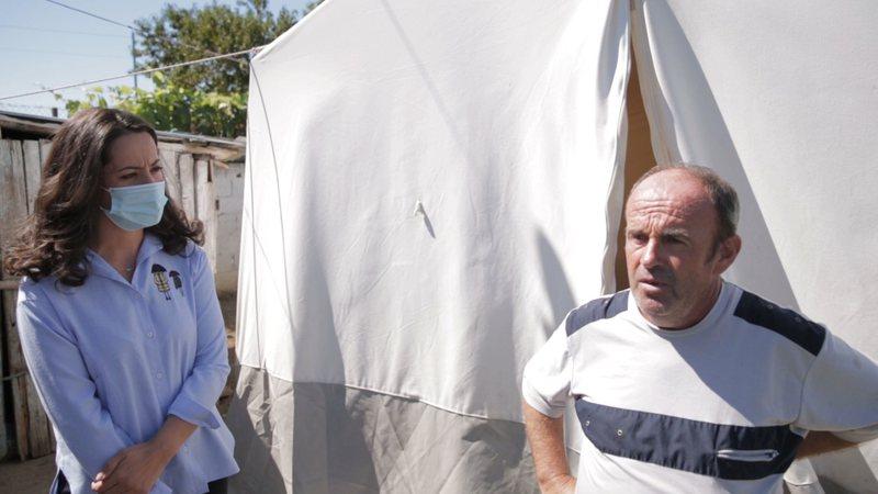 """""""Kemi 10 muaj në çadër nga tërmeti"""", denoncimi i"""