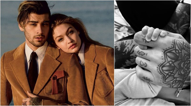 Gigi Hadid dhe Zayn Malik bëhen prindër për herë të