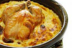 Tave kosi me mish pule, si të përgatisni recetën me shijen