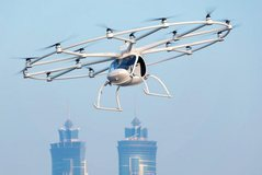 Teknologjia nuk di të ndalet, prezantohet taksia e parë ajrore, i
