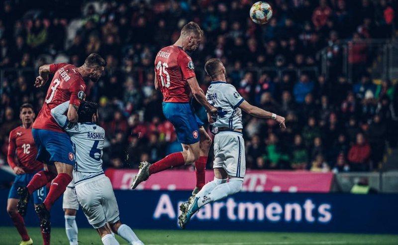Kosova humb shansin për kualifikim direkt, Çekia i zbeh shpresat
