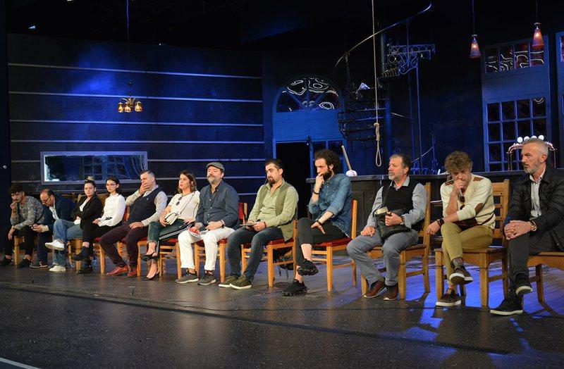 Teatri Kombëtar, sezoni artistik me katër premiera