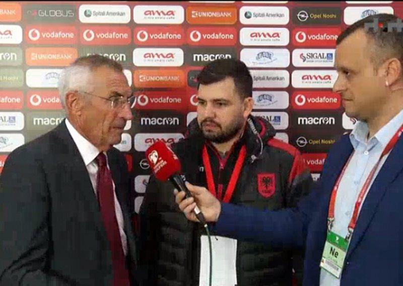 """""""Po vijoj të fus lojtarë të rinj"""", Reja: Grupi i De"""