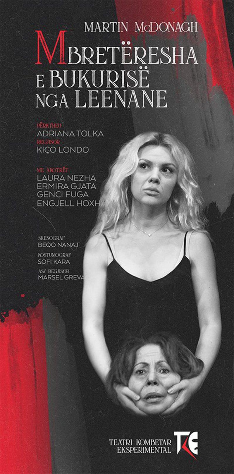 """""""Mbretëresha e bukurisë nga Leenane"""", premierë"""