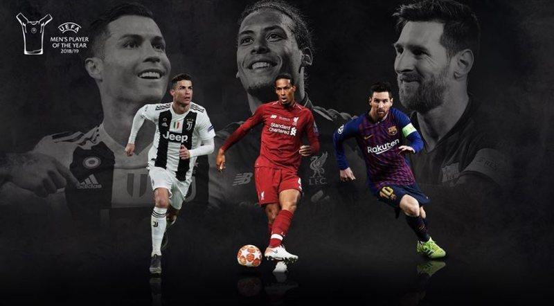 Van Dajk tremb Mesin dhe Ronaldon, pas fitores së Superkupës europiane