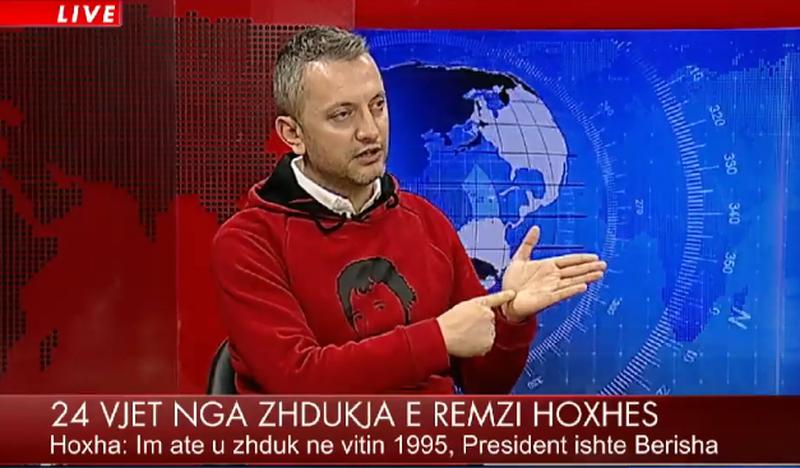 """""""Berisha porositi vrasjen e babait tim, është shpirtlig"""","""