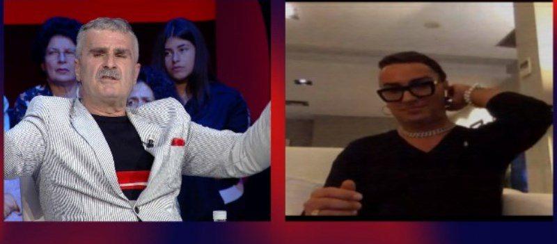 Video/ Vuri buzëkuq teksa po debatonin live, Kujtim Gjuzi i kthehet keq