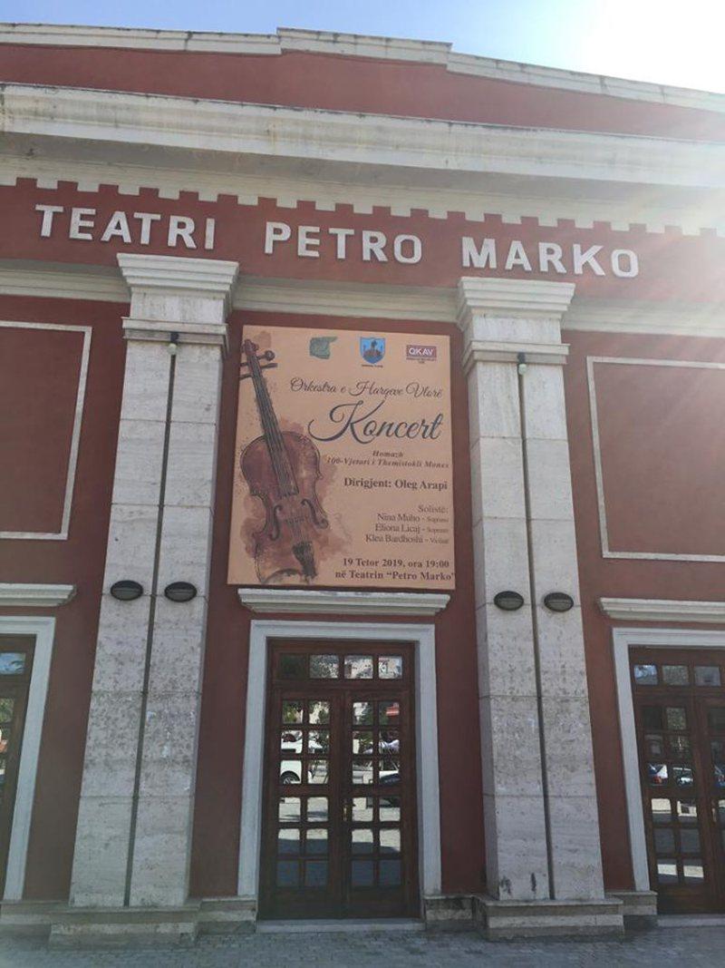 Orkestra e Harqeve në Vlorë, me një koncert homazh