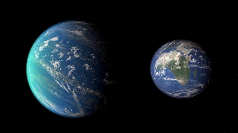 NASA nxjerr detajet: Zbulohet planeti i parë i ngjashëm me tokën,