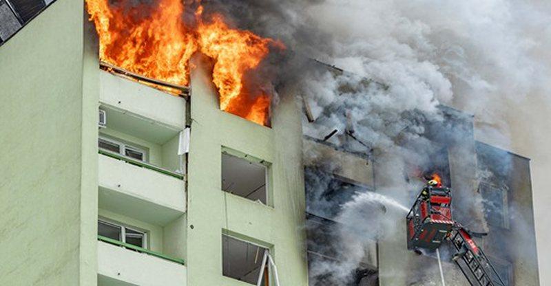 Shtatë të vrarë nga shpërthimi i gazit në bllokun e