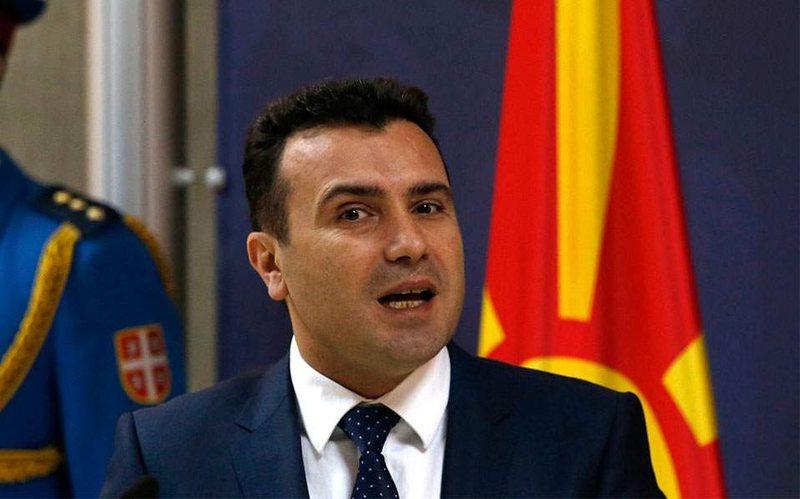 Emri i Maqedonisë, Zaev i kërkon Greqisë ratifikimin e