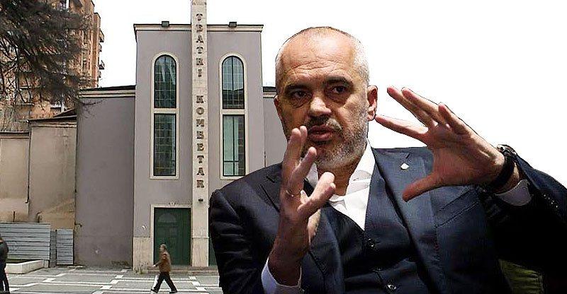Përplasjet e forta për Teatrin Kombëtar, Edi Rama bën