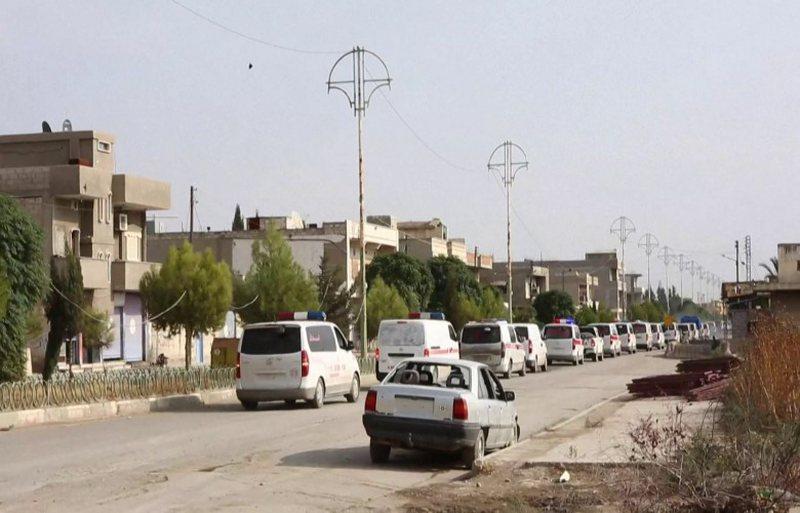 Armëpushim në Siri, fillon tërheqja e trupave kurde