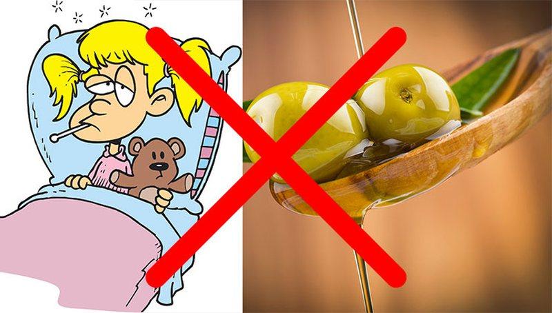 Kujdes! Mos pini vaj ulliri nëse vuani nga këto sëmundje