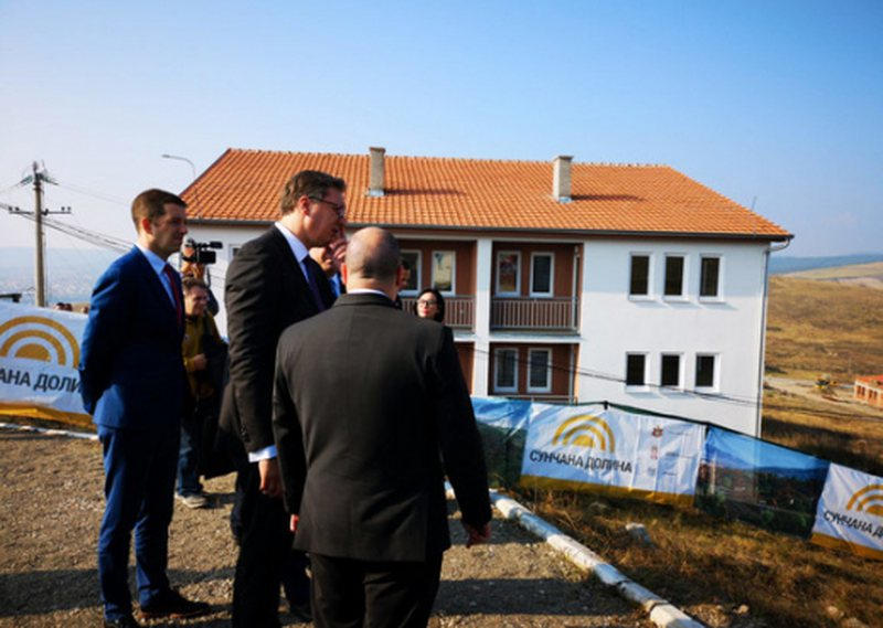 Si u pasqyrua në mediat botërore vizita e Vuçiçit?