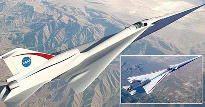 NASA nis ndërtimin e pasardhësit supersonik të Concorde