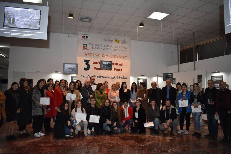 """Festivali Letrar për të Rinj """"Tirana 2019"""" shpall"""