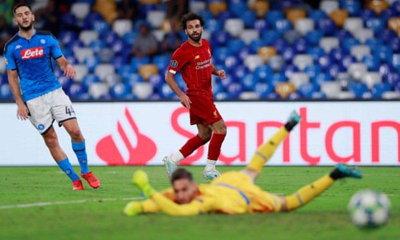 Dortmund- Barcelona pa gola, Napoli shtang Liverpoolin, anglezet e nisin me
