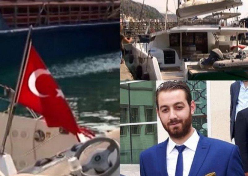 Miliarderi turk tregon bisedën e fundit me kapitenin e jahtit: Më tha