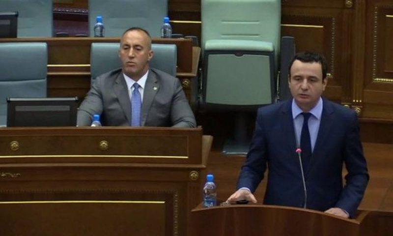 Shpërthen këshilltarja e Haradinajt,  godet Kurtin: Gëzoheshe sa
