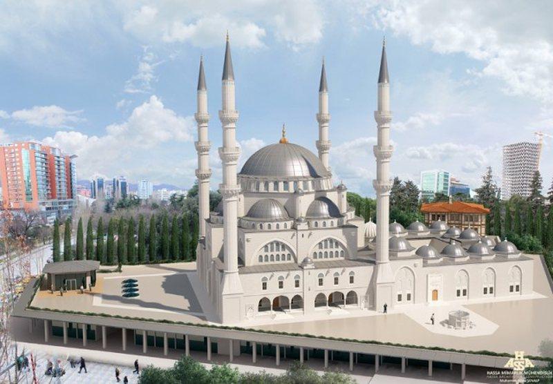 Xhamia e madhe në mendjet e vogla