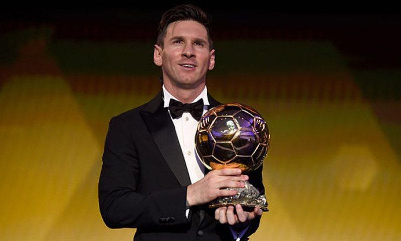 Fitoi Topin e Artë për herë të gjashtë, Leo  Messi jep