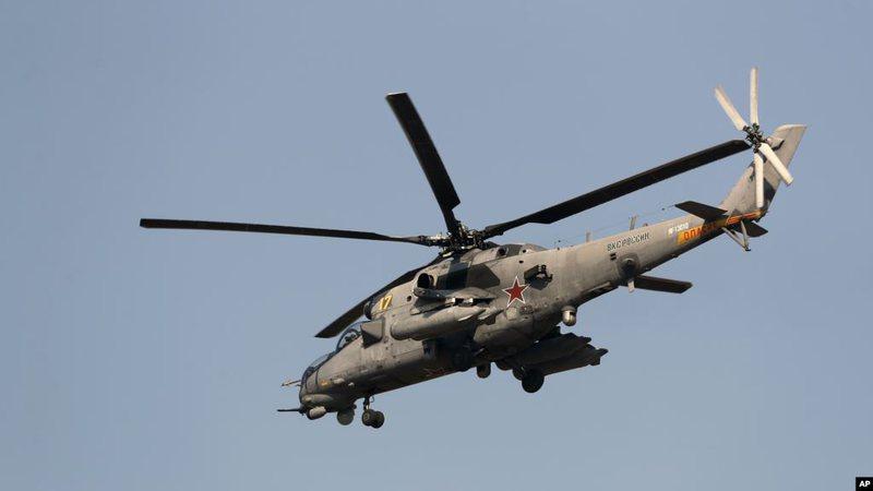 Serbia bëhet me helikopterë të rinj nga Rusia