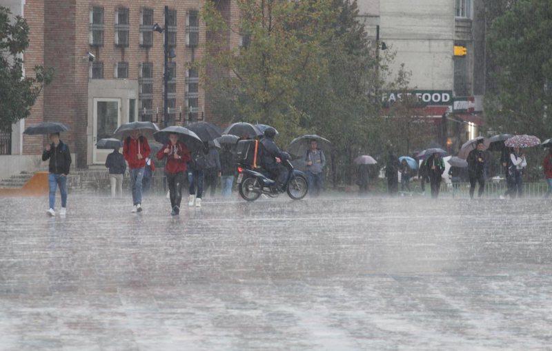 Reshje shiu dhe shtrëngata, këto janë zonat që do të