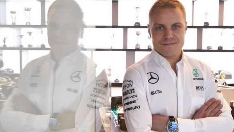 Valtteri Bottas është piloti i ri i Mercedes