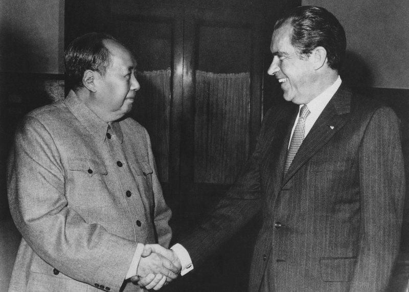 Ja si vizita e Nikson në Kinë ashpërsoi përplasjet mes